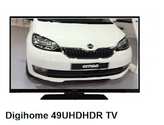 Digihome 49UHDHDR TV review
