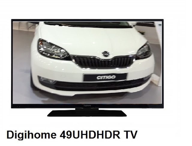 Digihome 49UHDHDR TV