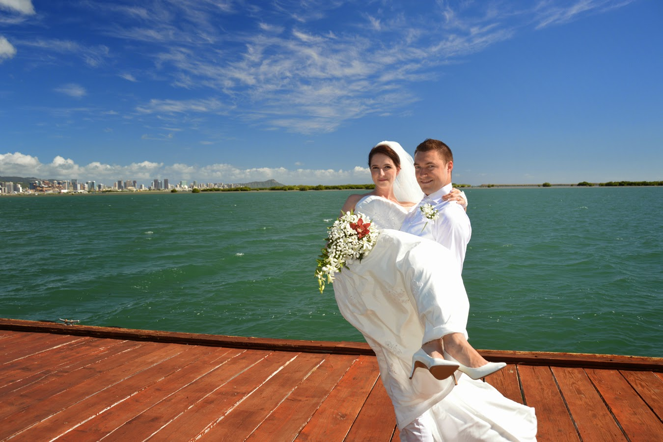 Floating Wedding Chapel