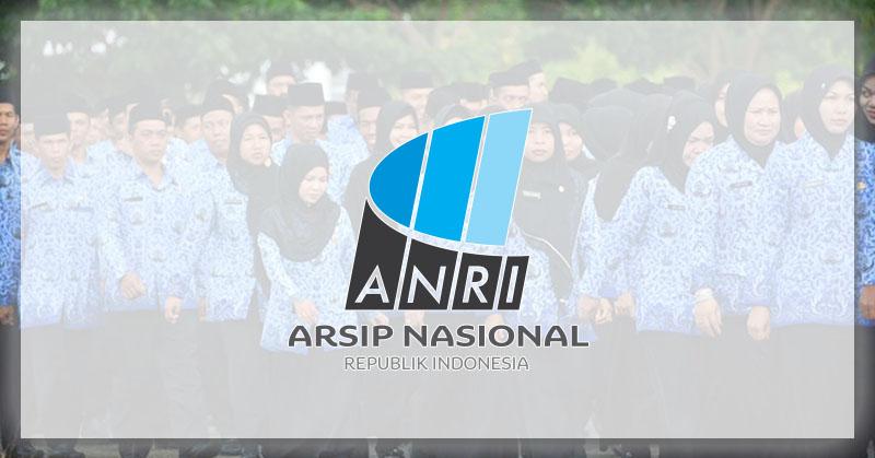 Penerimaan CPNS Lembaga Arsip Nasional Tahun 2017 [60 Formasi]