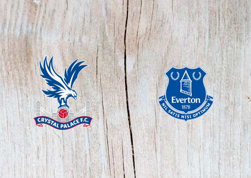 Crystal Palace vs Everton - Highlights 27 April 2019