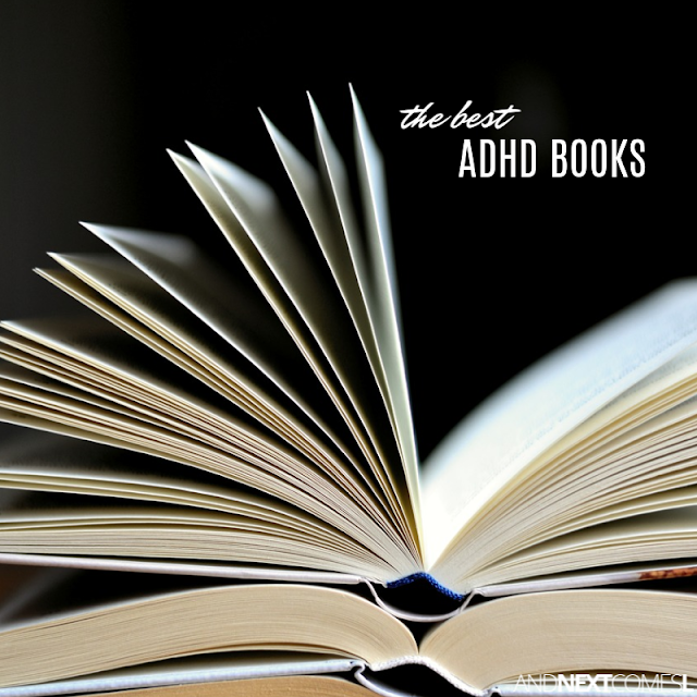 Books about ADHD