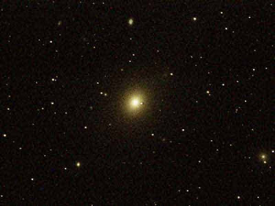 M49 - Elliptical Galaxy in Virgo