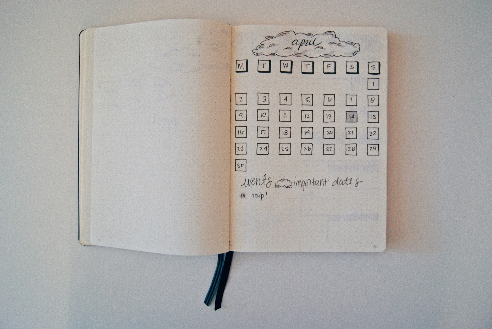 The Bullet Journal The Girl On An Island