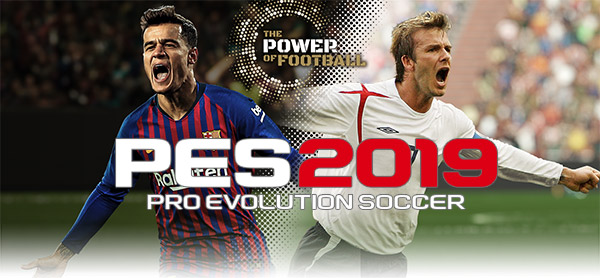 Pes 2019 MOD APK Android