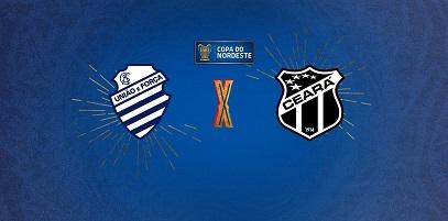 Assistir CSA x Ceará - Copa do Nordeste - 20/03/2018 - Jogo AO VIVO na TV