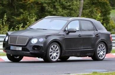 2016 Bentley Bentayga Release Date