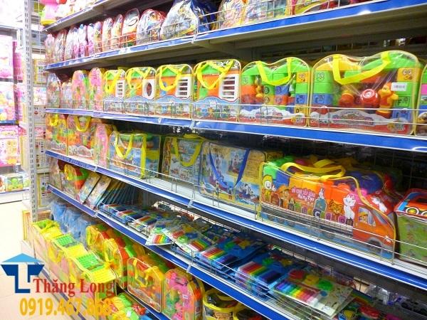 Kệ siêu thị giá rẻ liệu có đảm bảo chất lượng không