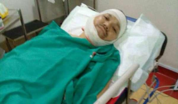 Datuk Sohaimi Shahadan Ditikam Di Kepala, Bahu