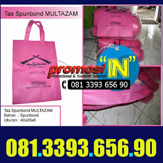 Pesan Tas Spunbond Kartun Surabaya