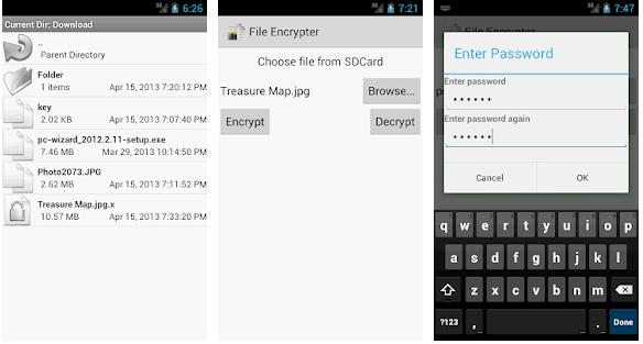 logiciel de cryptage de dossier gratuit