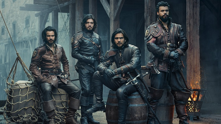 Enter Our Free The Musketeers Signed Photographic Print Giveaway