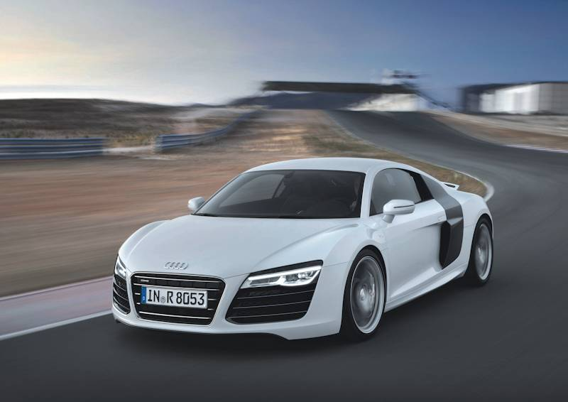 Pga Cars Inc Previews New Audi R8 See It In The Wolverine