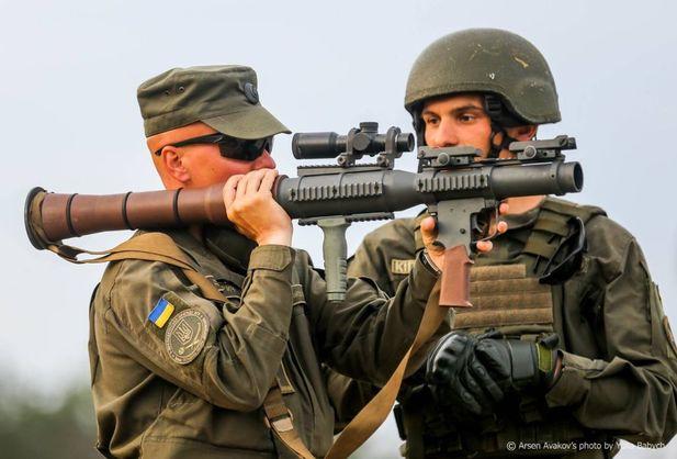 Нацгвардія отримала на озброєння перші 500 гранатометів RSRL-1 виробництва США