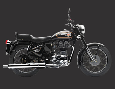 Royal Enfield 350 UCE right side image