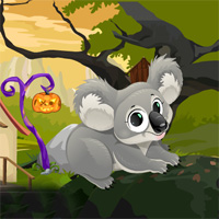Games4King Cute Koala Res…