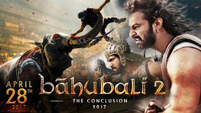 Baahubali 2 The Conclusion (2017) Bluray