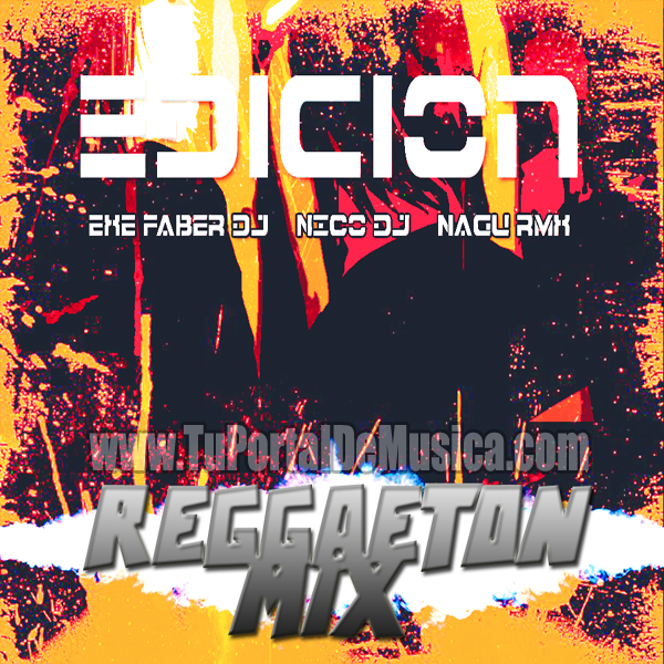 Exe Faber Ft. Nico Dj Ft. Nagu RMX Ed. Reggaeton Mix (2017)