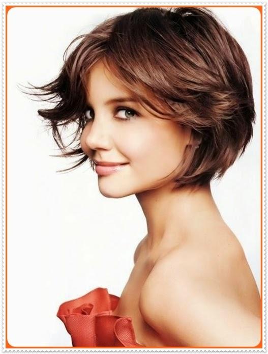 Einfache Frisuren für Kurze Haare 2015
