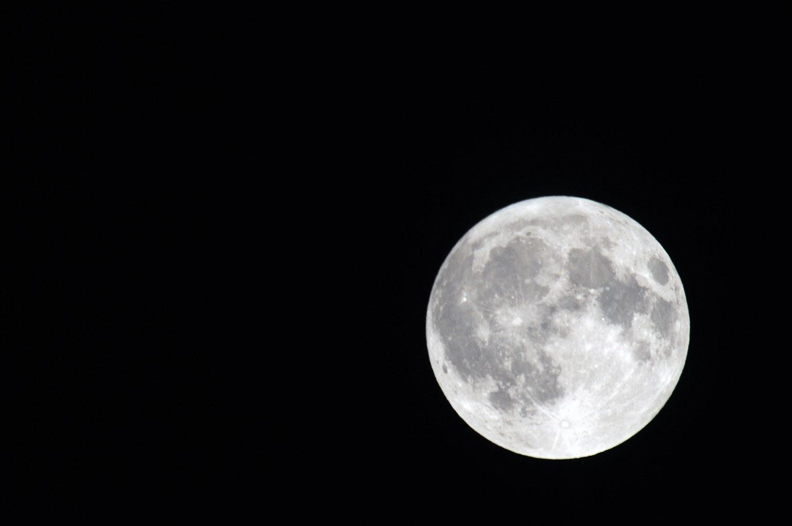 Gene Norman's Houston Weather Blog: Full Moon Tonight