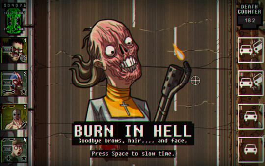 Death Skid Marks Mullet Edition (2020) PC Full