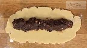 cevizli üzümlü ay çöreği