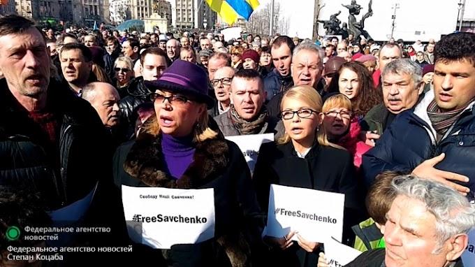 Киевские нацисты призвали к люстрации православных и требуют «горячей войны» с Россией