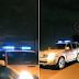 OVNI é flagrado monitorando viatura