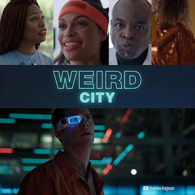 Weird City YouTube Premium