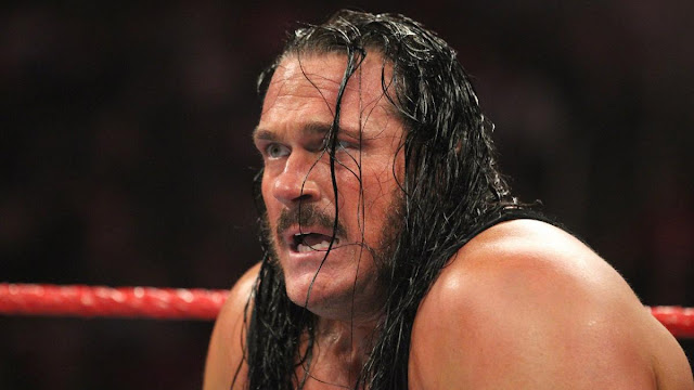 Is Rhyno really retired from WWE company..?
