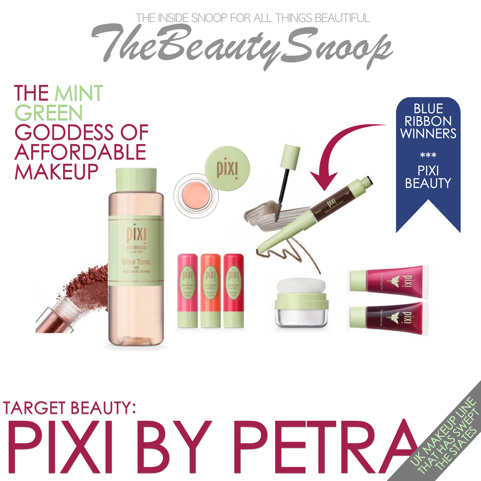 Pixi makeup at target, the best of Pixi Beauty, Pixi by Petra review, UK makeup brands available in the US, best UK makeup, affordable makeup, budget makeup, target makeup brands