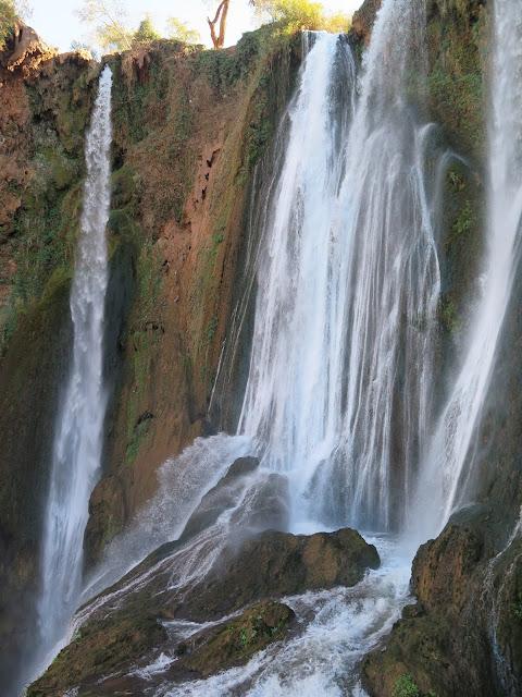 Cascadas de Ouzoud (Marruecos)