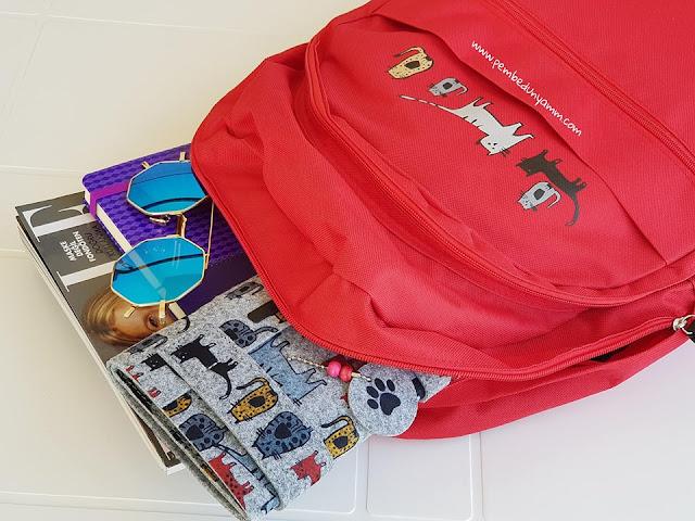okul çantamda ne var 2