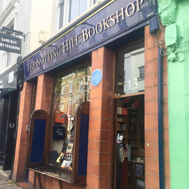 The Notting Hill Bookshop, London