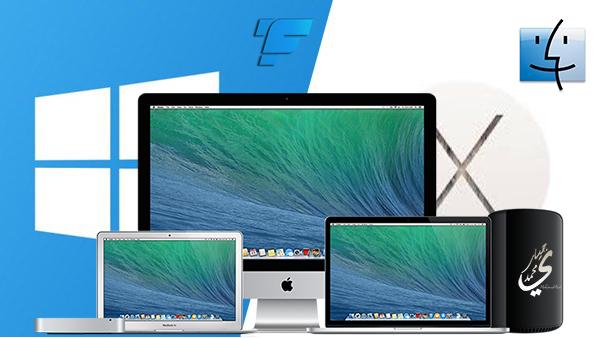تحويل شكل الويندوز إلى شكل نظام الماك Mac OS X من شركة ابل