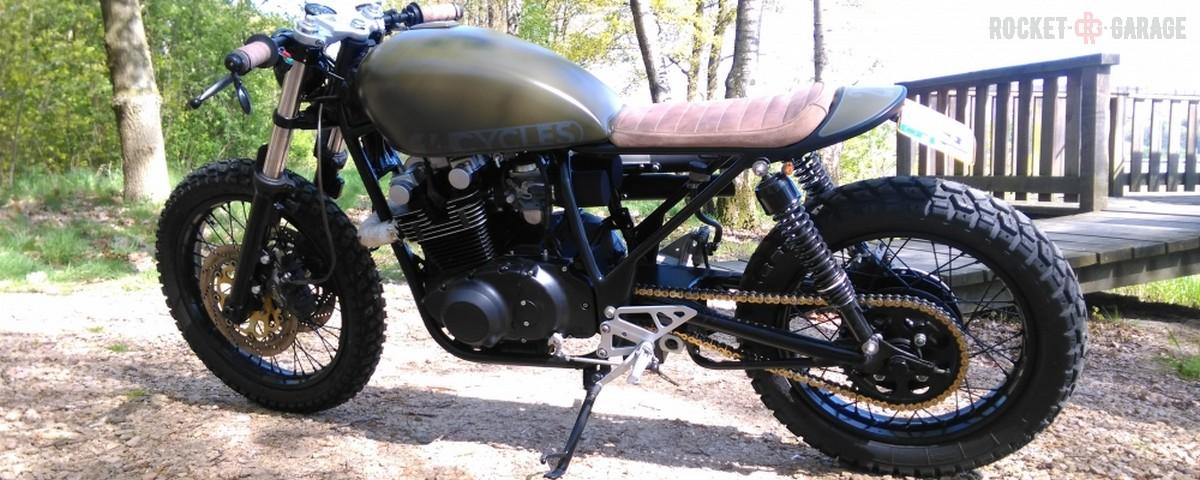 suzuki gs 450 14cycles - rocketgarage - cafe racer magazine