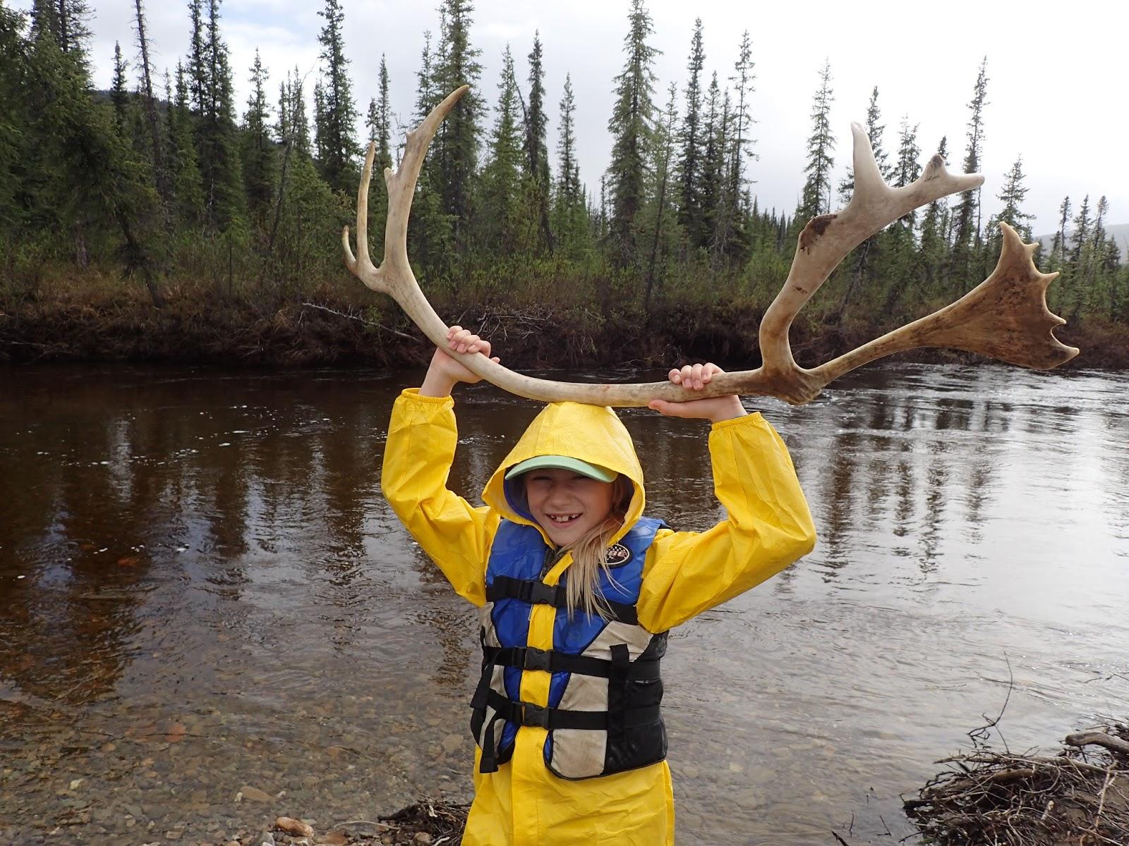 alaskatracks: Birch Creek River Log