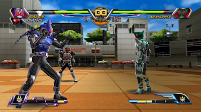 Game PPSSPP Kamen Rider Chou Climax Heroes ISO Ukuran Kecil Full Version English Patched