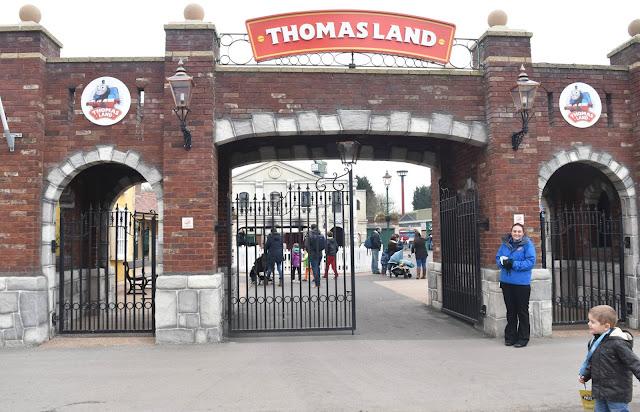 Thomas Land At Drayton Manor
