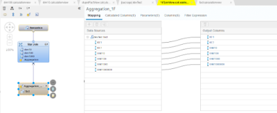 Modelling Learning Double Action or two things I just learned about modelling in SAP HANA SPS 11