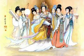 kain sutra lembut dan halus berasal dari peninggalan kuno dinasti cina yang berharga