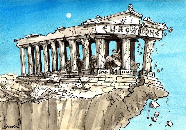 Η επικίνδυνη παγίδα του ευρώ