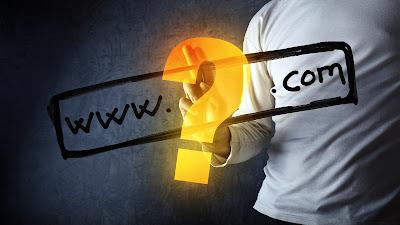 pilih nama domain yang mengandung kata kunci di awal optimasi
