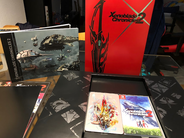 Xenoblade 2 collector