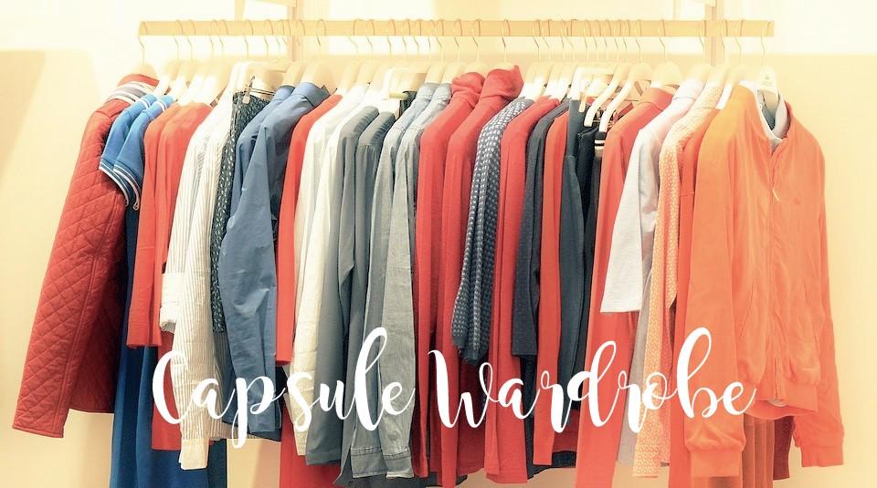 Capsule wardrobe - szafa w pigułce
