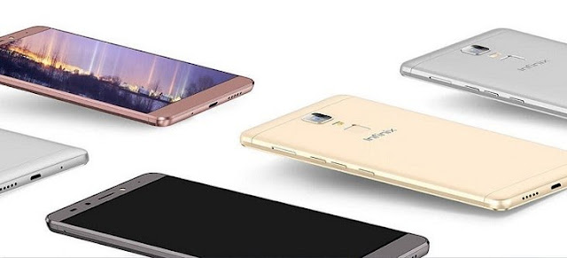 Difference Between The Infinix Note 3(X601) And Note 3 Pro(X527)