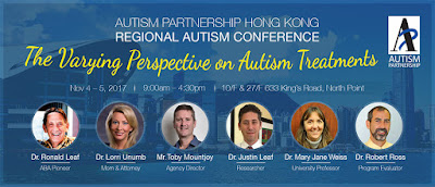 Regional Autism Conference: The Varying Perspective on Autism Treatments