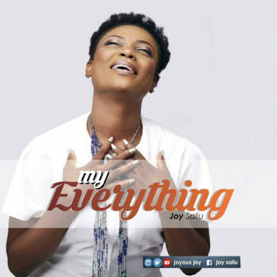 Joy Saliu - My Everything Lyrics