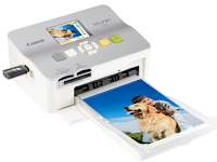Want to print your photos without the need to bother going to the photo printer service provider? Or no need to bother to turn on the computer and without having to wait for loading photo application that is heavy and long?