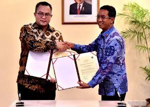 Setpres dan IPB Kerja Sama Pengelolaan Flora dan Fauna di Istana Kepresidenan